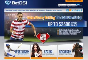 BetDSI-Homepage