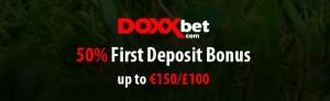 doxxbet-first-deposit-bonus