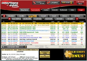 intertops-poker-schedule
