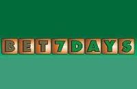 Букмекер Bet 7 days— обзор букмекерской конторы Bet7days