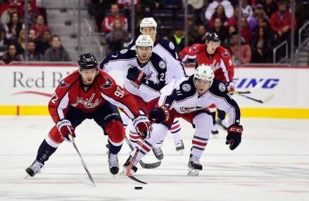 Прогноз на Вашингтон — Коламбус, НХЛ, Хоккей