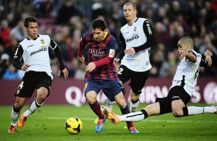 Прогноз на Барселона — Валенсия, Ла Лига, Футбол
