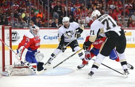 Прогноз на Питтсбург Пингвинз — Вашингтон Кэпиталз, НХЛ, Хоккей