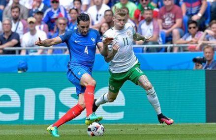Прогноз на Франция — Ирландия, Евро-2016, Футбол