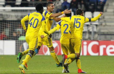 Прогноз на матч Маккаби Тель-Авив — АЗ, Лига Европы, Футбол