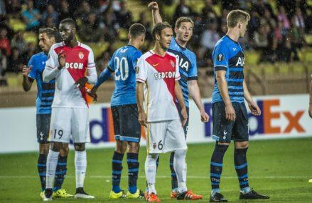 Прогноз на матч Монако — Тоттенхэм, Лига чемпионов, Футбол