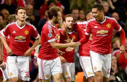 Прогноз на матч Эвертон — Манчестер Юнайтед, АПЛ, Футбол