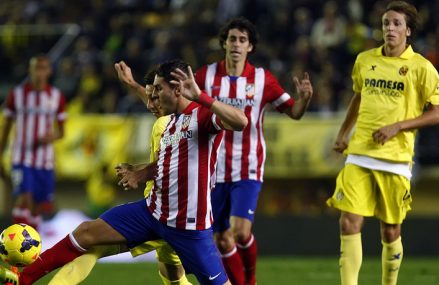 Прогноз на матч Вильярреал — Атлетико, Ла Лига, Футбол