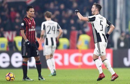 Прогноз на матч Ювентус — Милан
