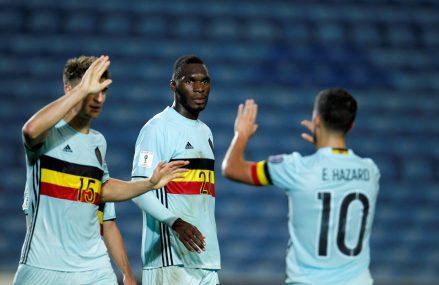 Прогноз на матч Бельгия — Греция