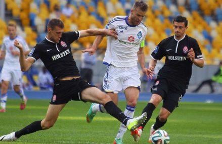 Прогноз на матч Заря — Динамо Киев