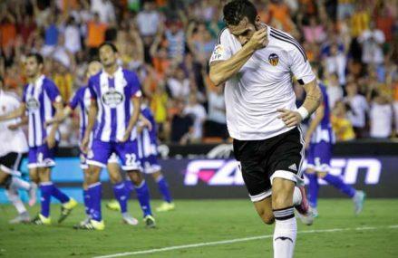 Прогноз на матч Валенсия — Депортиво