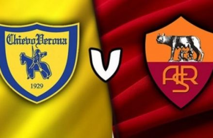Прогноз на матч Кьево — Рома