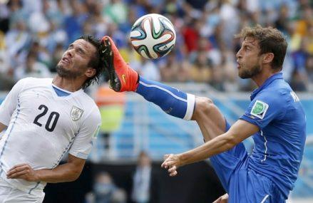 Прогноз на матч Италия — Уругвай