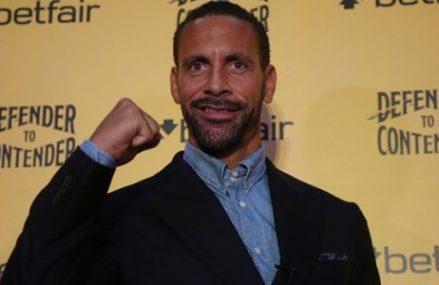 Рио Фердинанд подписал контракт с Betfair