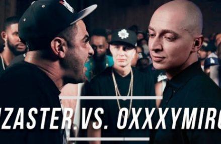 Сыграли ставки на рэп-баттл Oxxxymiron-Dizaster