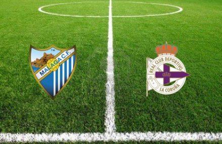 Прогноз на матч Малага — Депортиво