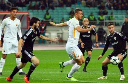 Прогноз на матч Рома — Карабах