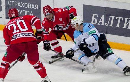 Прогноз на матч Автомобилист — Сибирь