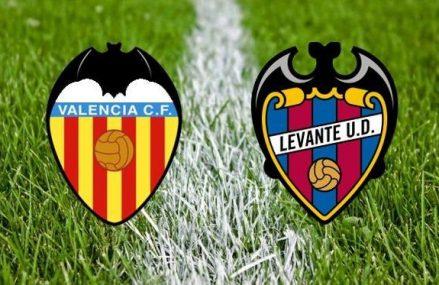 Прогноз на матч Валенсия — Леванте